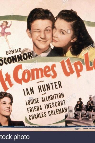 Caratula, cartel, poster o portada de It Comes Up Love