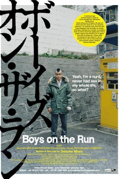 Caratula, cartel, poster o portada de Boys on the Run