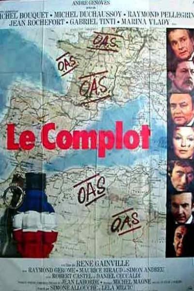 Caratula, cartel, poster o portada de El complot de los rebeldes