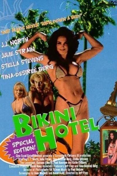 Caratula, cartel, poster o portada de Bikini Hotel