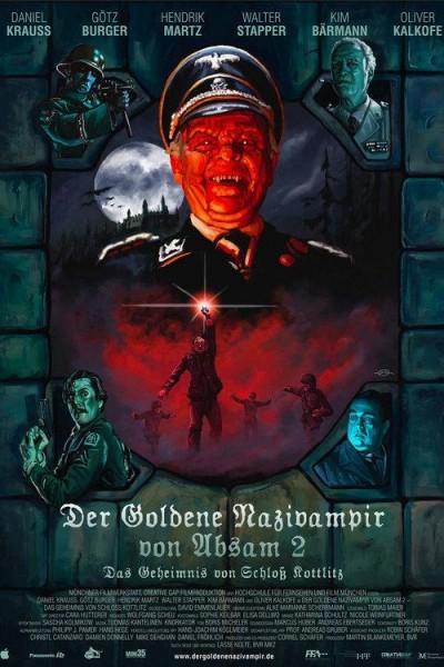 Caratula, cartel, poster o portada de The Golden Nazi Vampire of Absam: Part II - The Secret of Kottlitz Castle