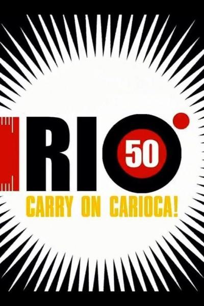 Caratula, cartel, poster o portada de Rio 50 Degrees: Carry on CaRIOca