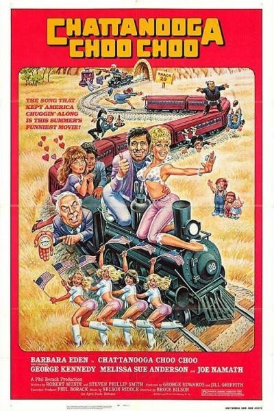 Caratula, cartel, poster o portada de Chattanooga Choo Choo