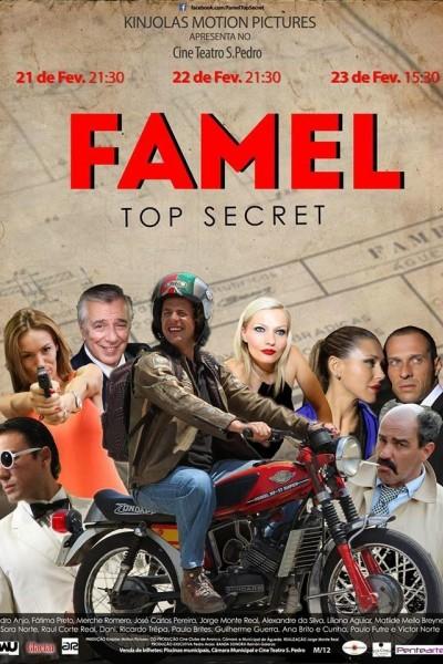 Caratula, cartel, poster o portada de Famel Top Secret