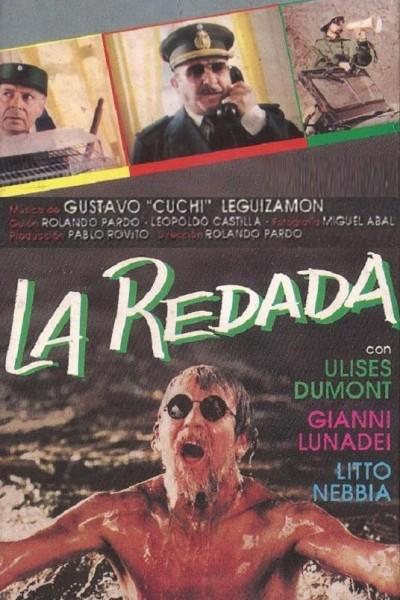 Caratula, cartel, poster o portada de La redada