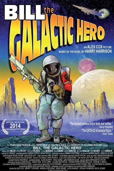 Caratula, cartel, poster o portada de Bill the Galactic Hero