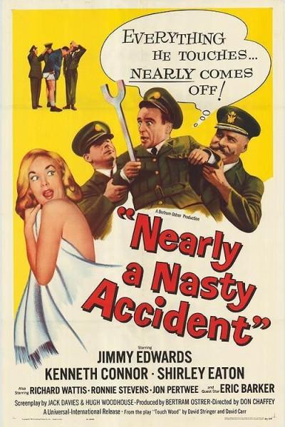 Caratula, cartel, poster o portada de Nearly a Nasty Accident