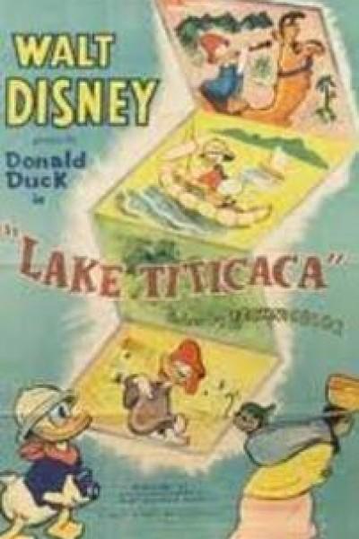 Caratula, cartel, poster o portada de Donald visita el lago Titicaca