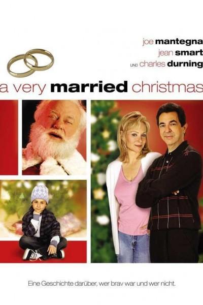 Caratula, cartel, poster o portada de Una Navidad muy conyugal