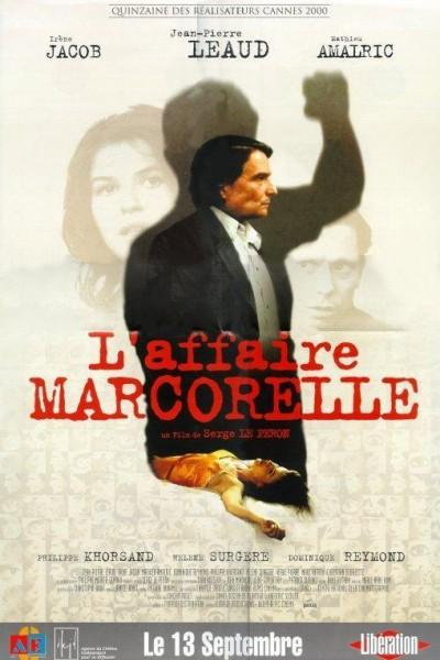 Caratula, cartel, poster o portada de L\'affaire Marcorelle