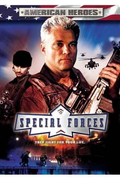 Caratula, cartel, poster o portada de Special Forces