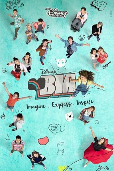Caratula, cartel, poster o portada de Bia