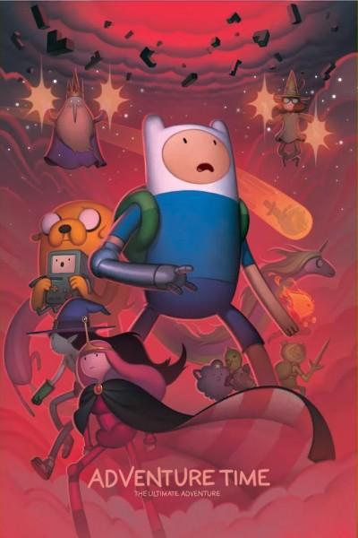 Caratula, cartel, poster o portada de Hora de Aventuras: La aventura final