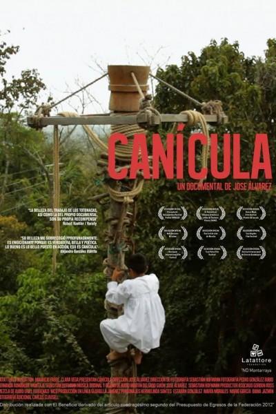 Caratula, cartel, poster o portada de Canícula
