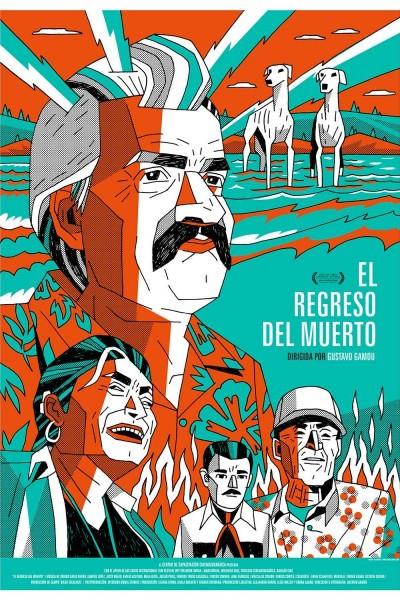 Caratula, cartel, poster o portada de El regreso del muerto