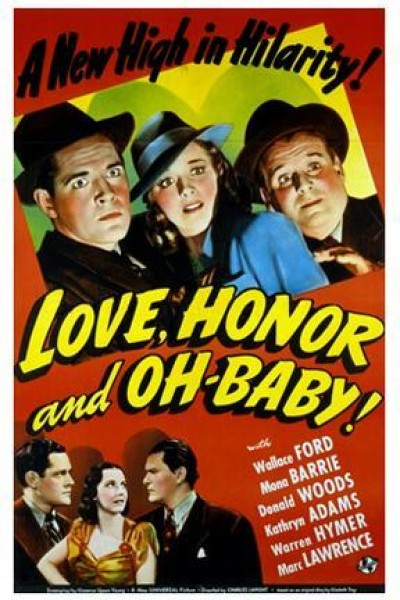 Caratula, cartel, poster o portada de Love, Honor and Oh-Baby!