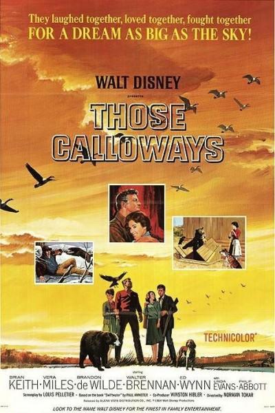 Caratula, cartel, poster o portada de La familia Calloway