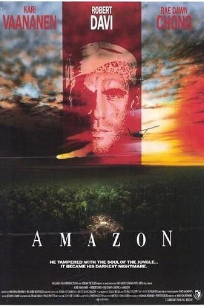 Caratula, cartel, poster o portada de Amazon