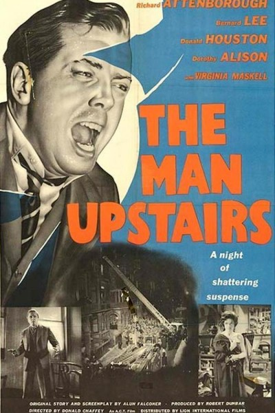 Caratula, cartel, poster o portada de The Man Upstairs