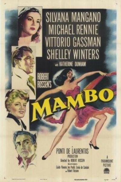 Caratula, cartel, poster o portada de Mambo