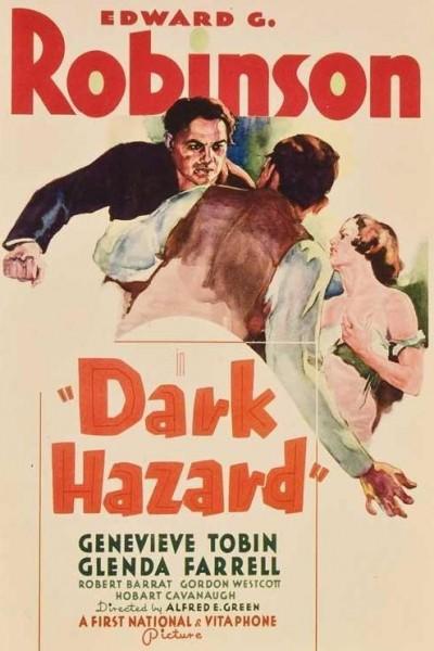 Caratula, cartel, poster o portada de Dark Hazard
