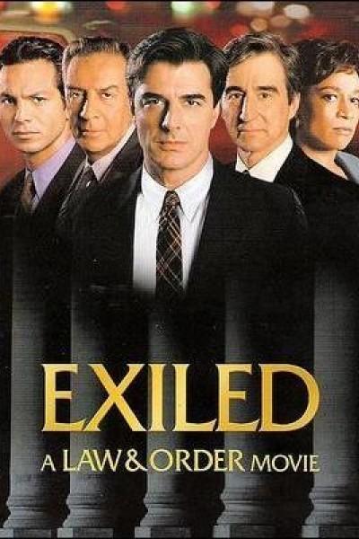 Caratula, cartel, poster o portada de Ley y Orden: Exiled
