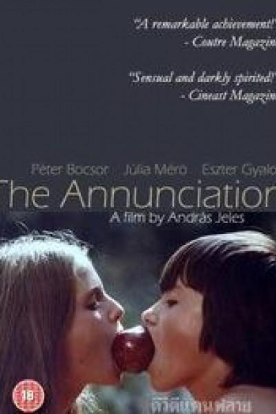 Caratula, cartel, poster o portada de The Annunciation