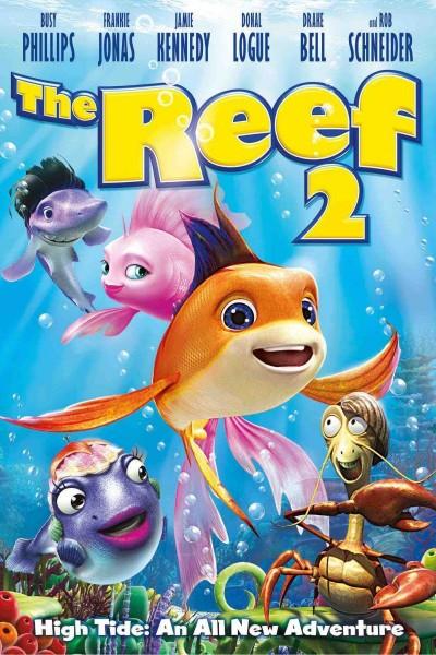 Caratula, cartel, poster o portada de The Reef 2: High Tide