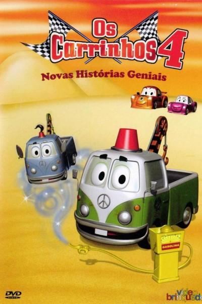 Caratula, cartel, poster o portada de The Little Cars 4