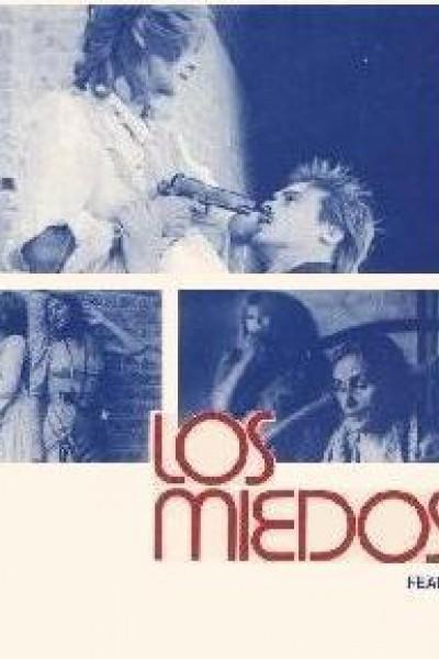 Caratula, cartel, poster o portada de Los miedos