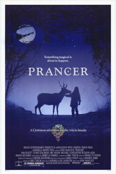 Caratula, cartel, poster o portada de Prancer