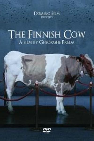 Caratula, cartel, poster o portada de La vaca finlandesa