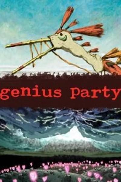 Caratula, cartel, poster o portada de Genius Party