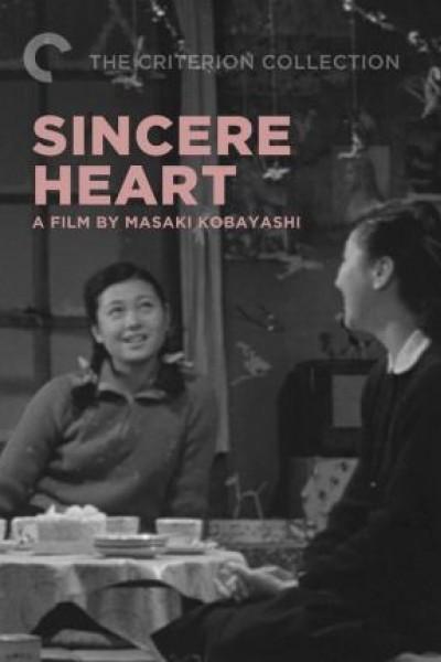 Caratula, cartel, poster o portada de Sincere Heart
