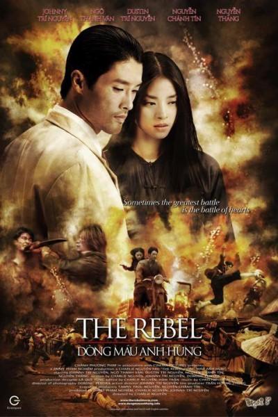Caratula, cartel, poster o portada de The Rebel
