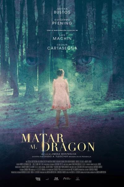 Caratula, cartel, poster o portada de Matar al dragón
