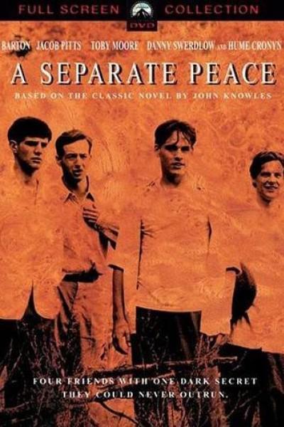 Caratula, cartel, poster o portada de A Separate Peace