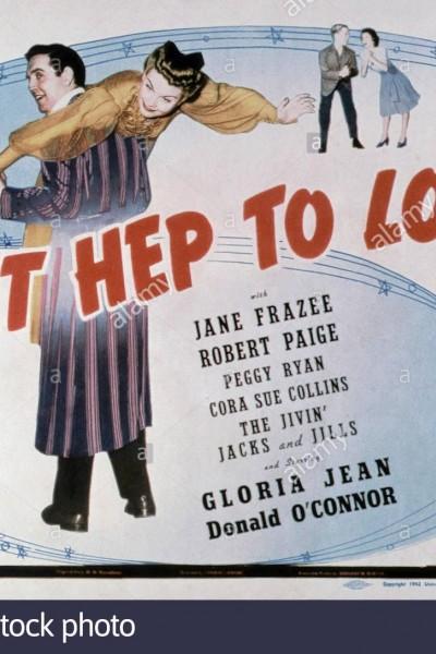Caratula, cartel, poster o portada de Get Hep to Love