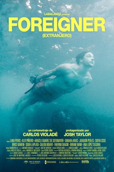 Caratula, cartel, poster o portada de Foreigner (Extranjero)