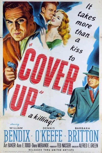 Caratula, cartel, poster o portada de Cover Up