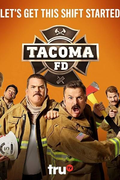 Caratula, cartel, poster o portada de Tacoma FD