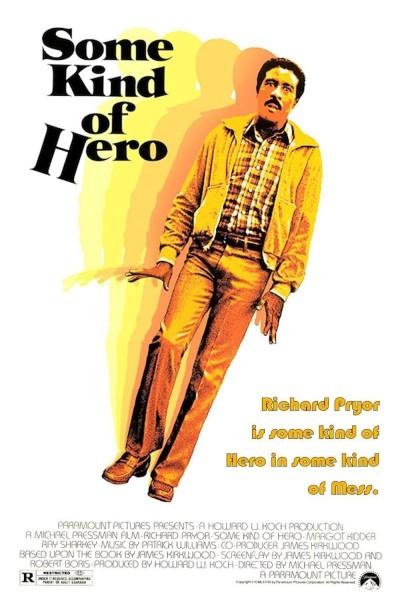 Caratula, cartel, poster o portada de Una especie de héroe