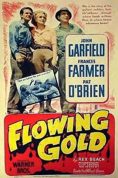 Caratula, cartel, poster o portada de Flowing Gold