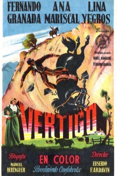 Caratula, cartel, poster o portada de Vértigo