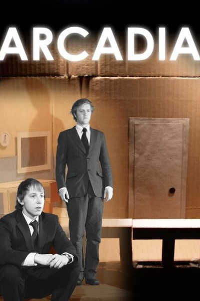Caratula, cartel, poster o portada de Arcadia