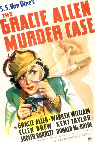 Caratula, cartel, poster o portada de The Gracie Allen Murder Case