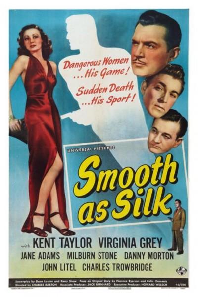 Caratula, cartel, poster o portada de Smooth as Silk