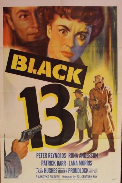 Caratula, cartel, poster o portada de Black 13