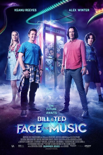 Caratula, cartel, poster o portada de Bill & Ted Face the Music