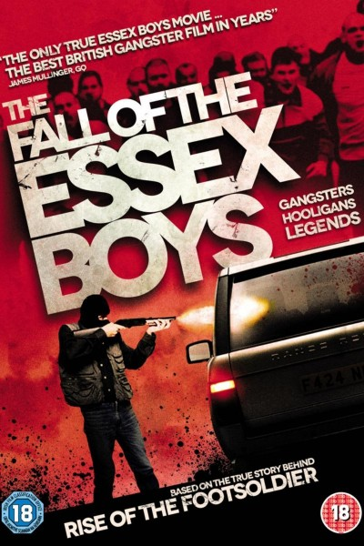 Caratula, cartel, poster o portada de The Fall of the Essex Boys